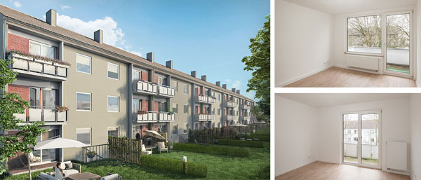 Coming Soon: Central and quiet - living at the heart of Cologne