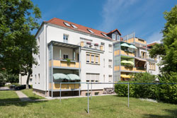 Greater area of Leipzig - Good rented out capital investment in sought-after location